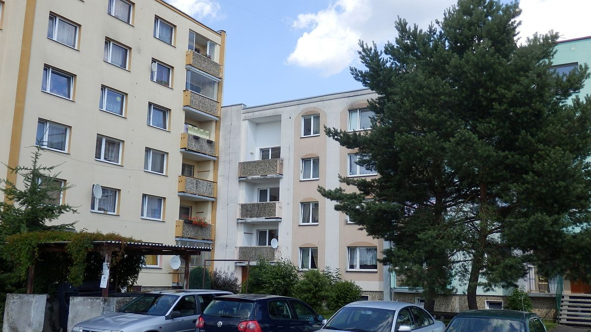 Pronájem bytu1+1F.Lázně, Táborská ul.
