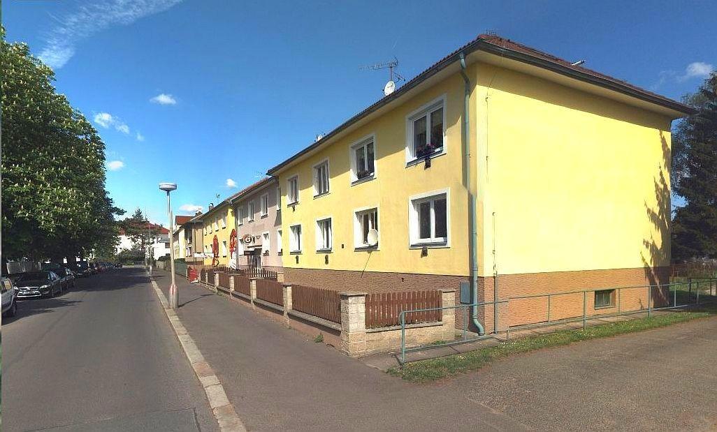 Pronájem bytu2+1F. Lázně, Česká ul.
