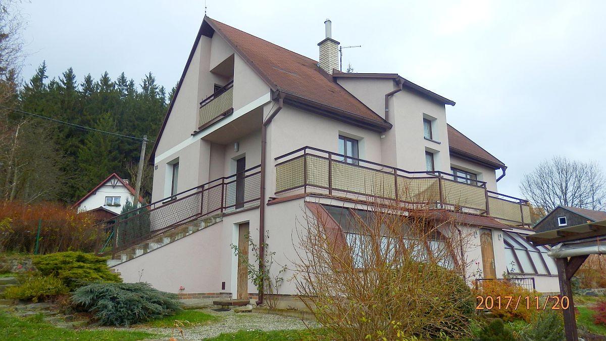 Rodinný dům Valy uMariánských Lázní