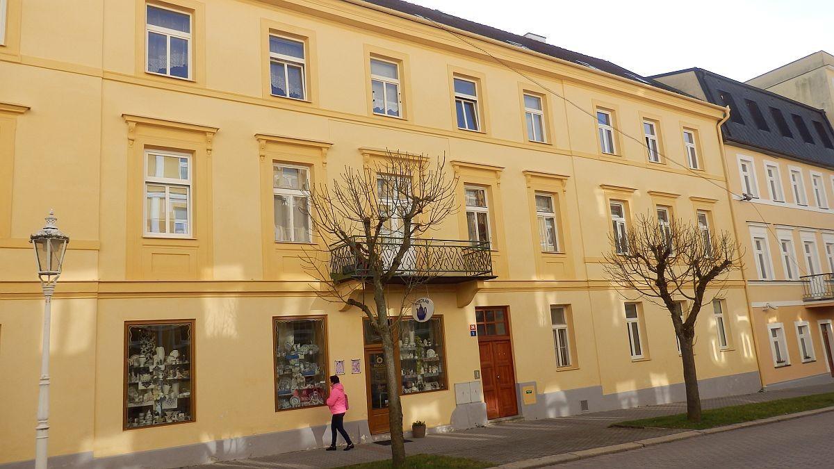 Luxusní byt 3+1Františkovy Lázně, Jiráskova ul.
