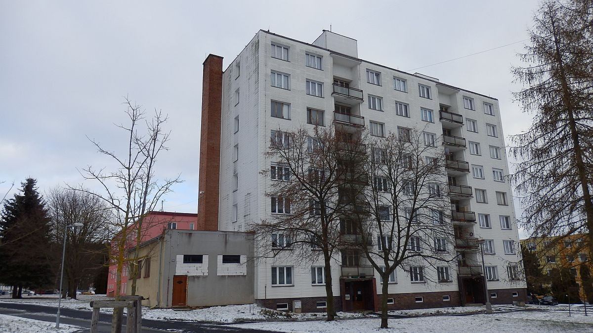 Bytová jednotka 3+1vPlané uMariánských Lázní, Fučíkovaul.
