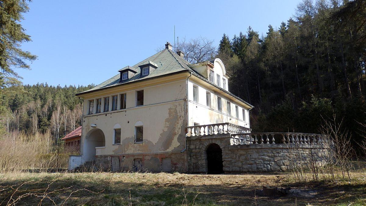 Prostorná vila vRotavě, Příbramské ul.