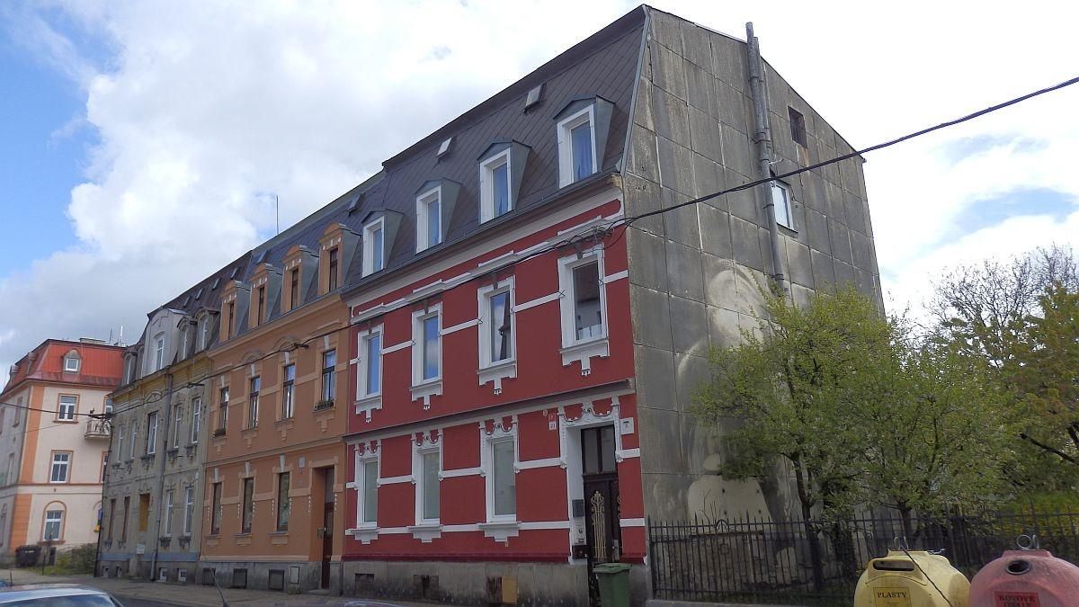 Bytová jednotka 3+kk svlastní zahradou vAši, Klostermannověul.