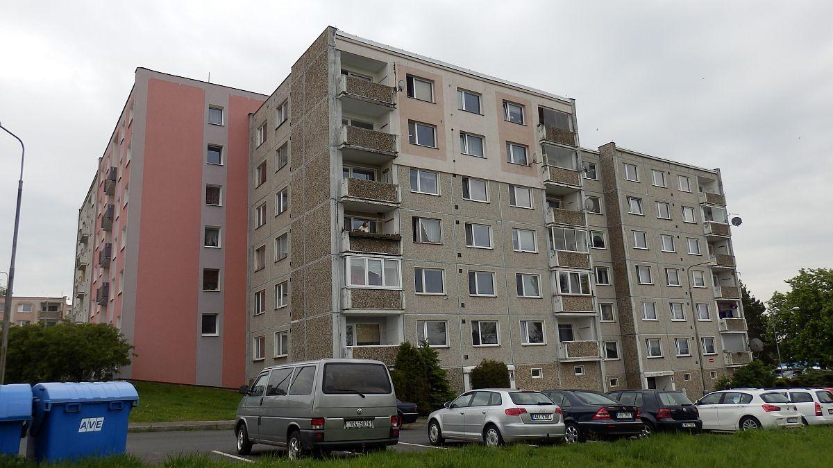 Pronájem pěkného bytu1+1ve Františkových Lázních, Husitskául.