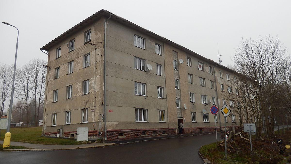 Bytová jednotka 2+1vAši, ul. UNádraží