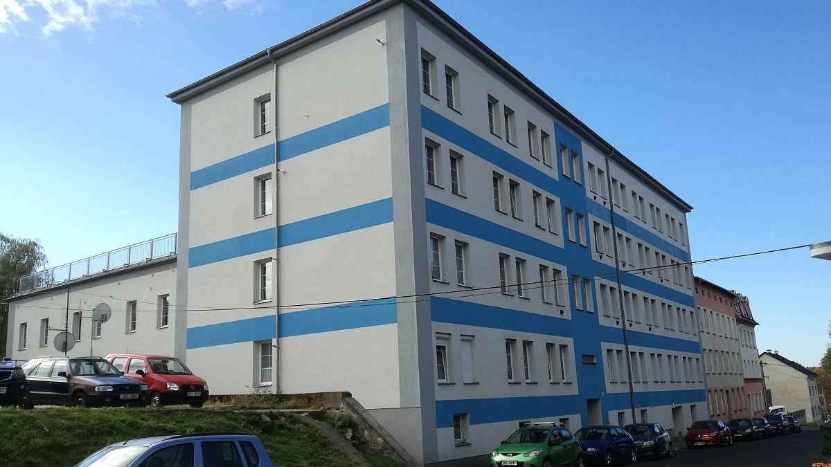 Dlouhodobý pronájem pěkného, bytu1+kk vAši, Textilníul.