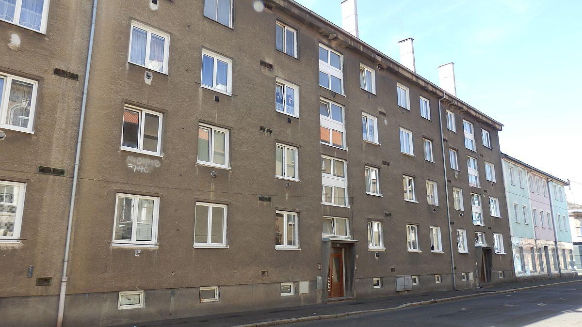 Pronájem bytu2+1vSokolově, ul. UDivadla.