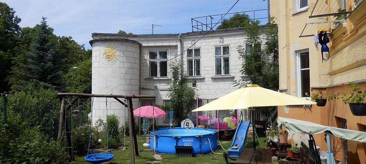 Byt nebo nebytový mezonetový prostor 5+1vChebu, Májovául.