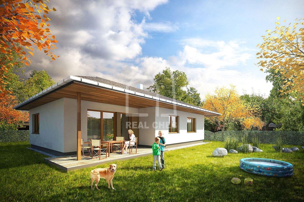 Rodinný dům dřevostavby  , Česká republika