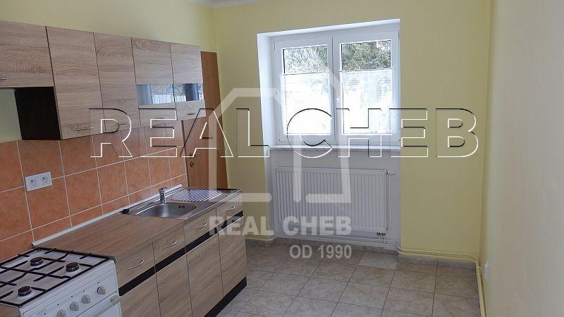 Pronájem bytu2+1F. Lázně, Česká ul.  , Františkovy Lázně, Česká 69/9, 351 01