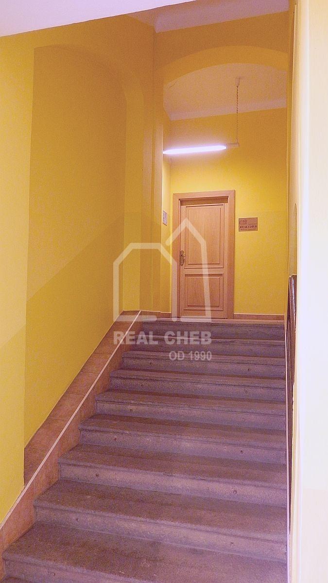 Pronájem bytu3+kkCheb, Dlouhá ul.  , Dlouhá 447/25, 350 02 Cheb