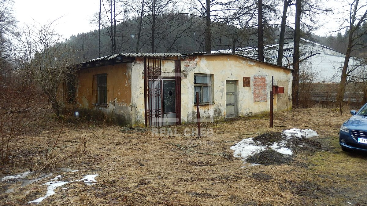 Vila, administrativní budova a sklad vRotavě, Nejdeckéul.  , Rotava, Nejdecká 202
