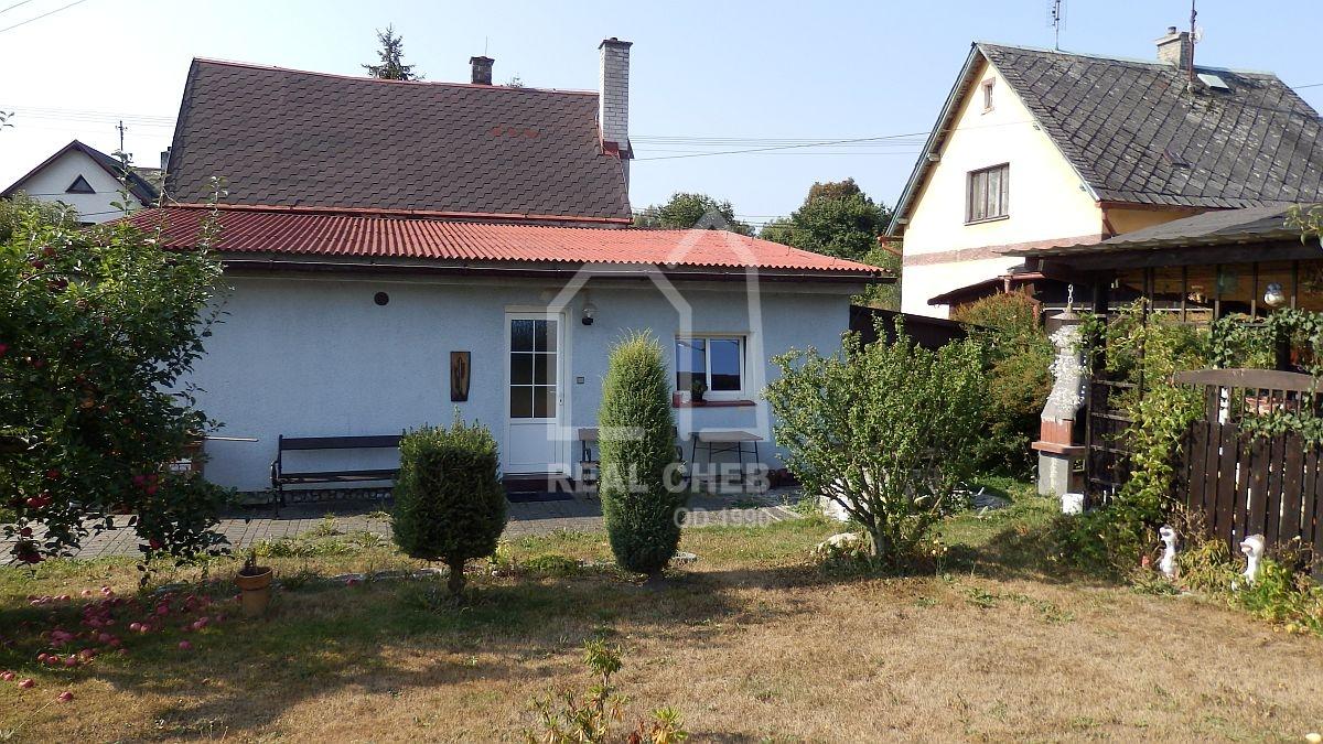 Rodinný dům 3+1vokrajové části Plesné, Šeříková ul.  , Šeříková 97, Plesná