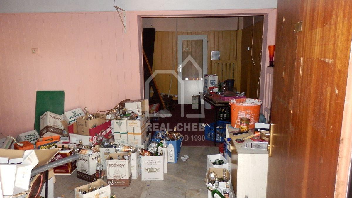 Pronájem nebytového prostoru vChebu, ul. Přátelství  , Přátelství 2000/5, Cheb