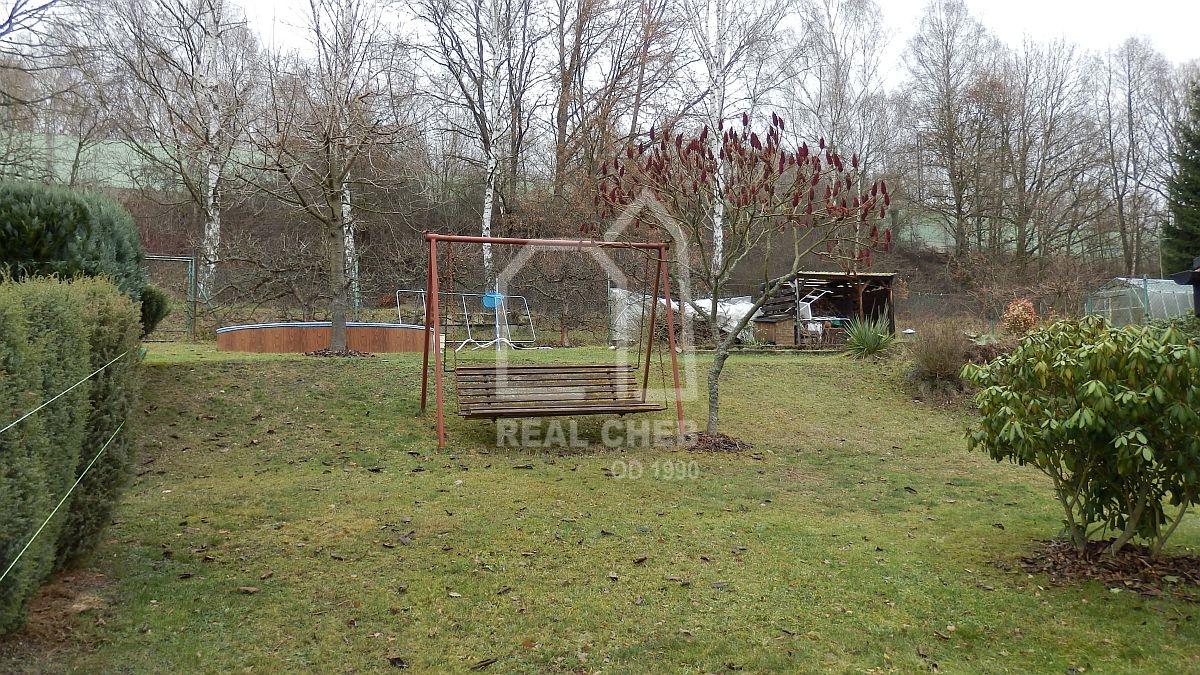 Rekreační chata, Cheb– Podhrad.  , Podhrad č. e. 217
