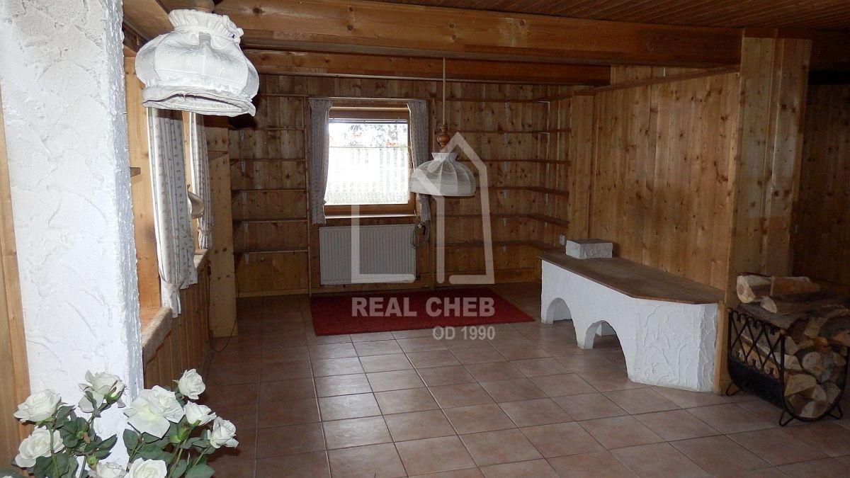 Venkovský rodinný dům včetně zázemí vLipoltově uChebu.  , Lipoltov 20