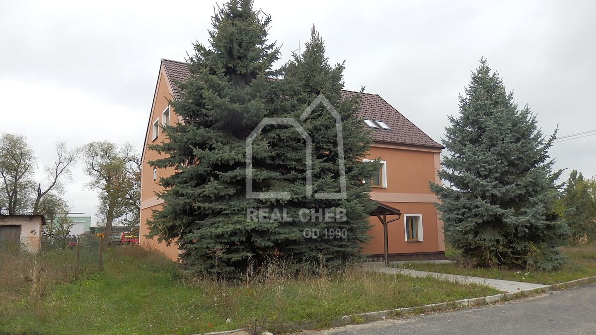 Pronájem ubytovacího zařízení– penzionu vChebu, Dolních Dvorech.  , U Farmy 2/12 Cheb - Dolní Dvory