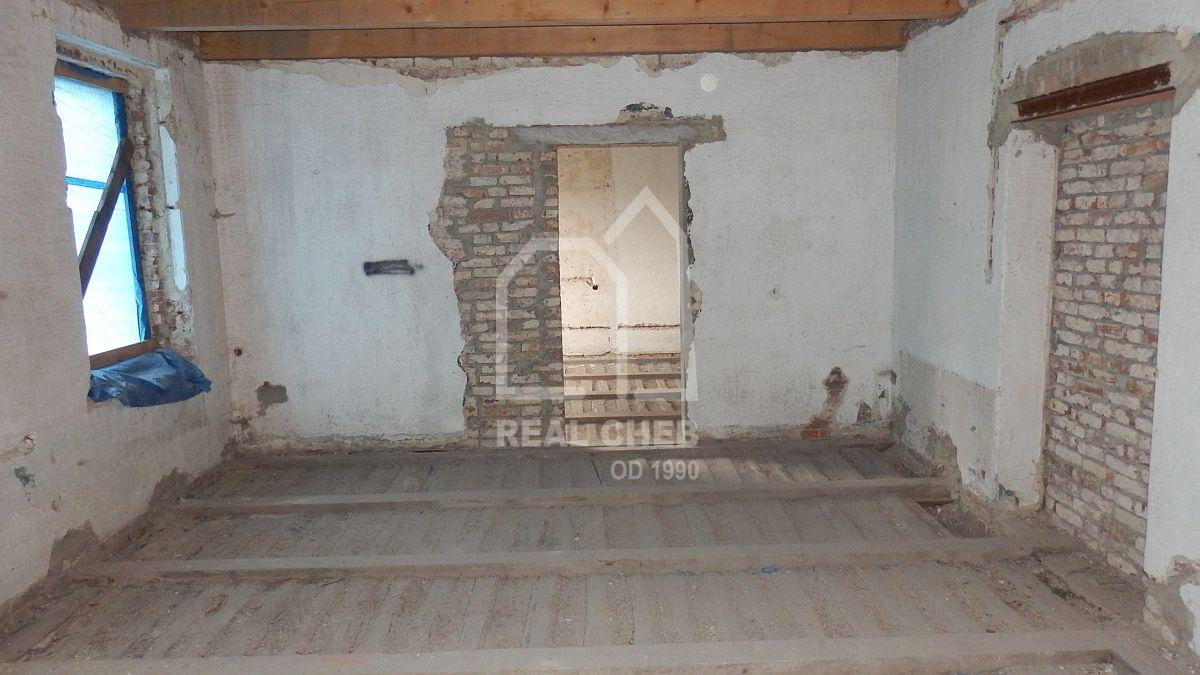 Bytový dům– 12bytových jednotek vAši, Chebské ul.  , Aš, Chebská 1642/213
