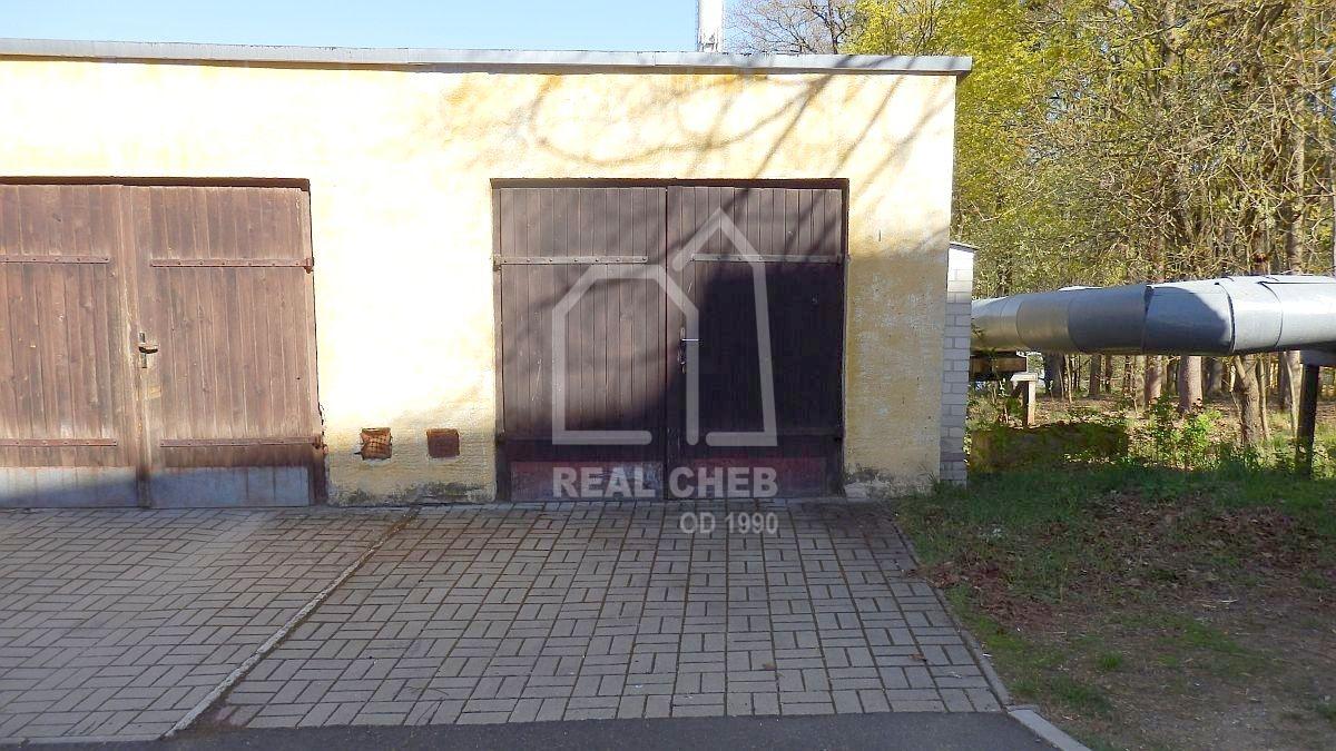 Bytová jednotka 3+1slodžií a garáží vAši, Mikulášskéul.  , Mikulášská 2508/12, Aš