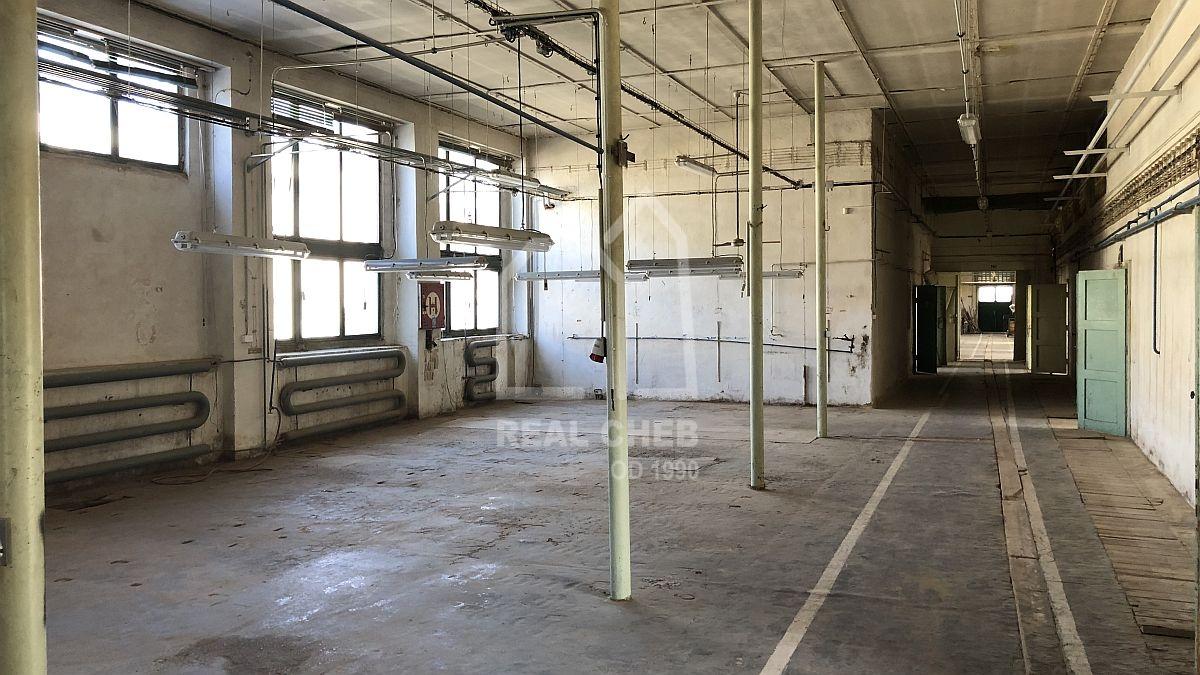 Pronájem výrobní, skladové haly vLubech uChebu.  , Petra Bezruče 730, Luby