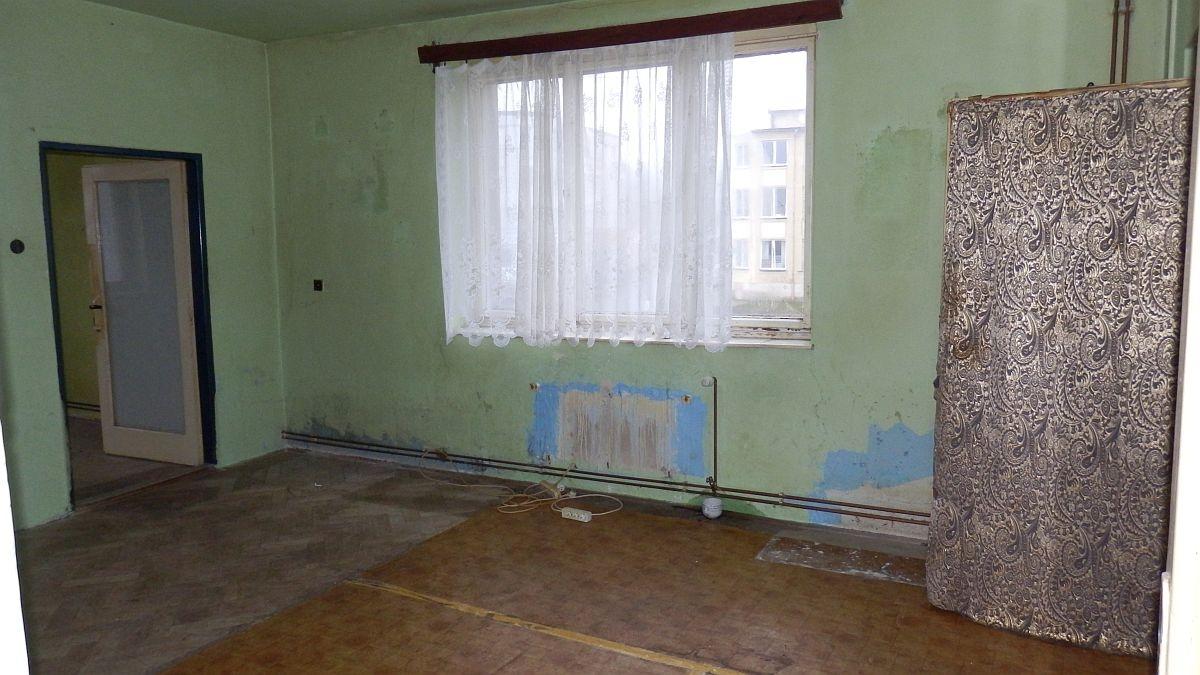 Bytová jednotka 2+1vAši, ul. UNádraží  , Aš, U Nádraží 1294/18A