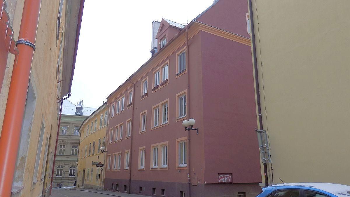 Byt 2+1vhistorickém centruChebu, Jakubská ul.  , Jakubská 381/3, Cheb