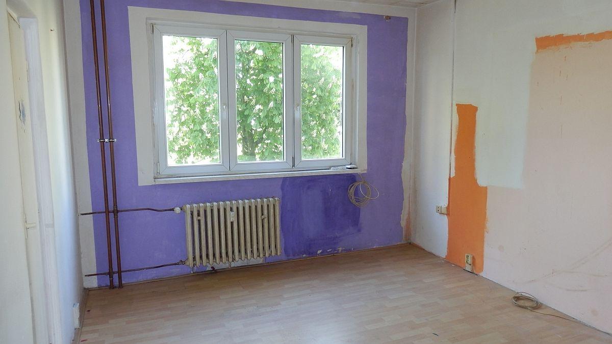 Pronájem bytu1+1vChodově, ul. Budovatelů.  , Budovatelů 677, 357 35 Chodov