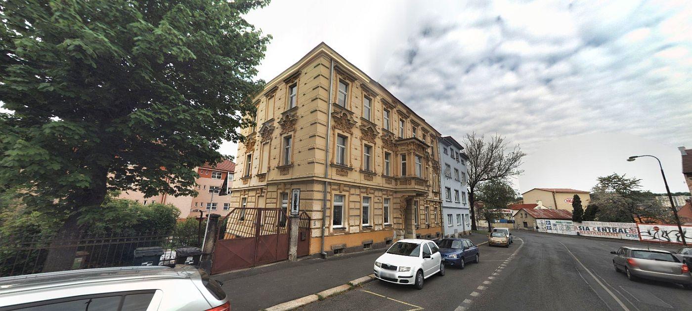 Byt nebo nebytový mezonetový prostor 5+1vChebu, Májovául.  , Májová 1689/67, 35002 Cheb