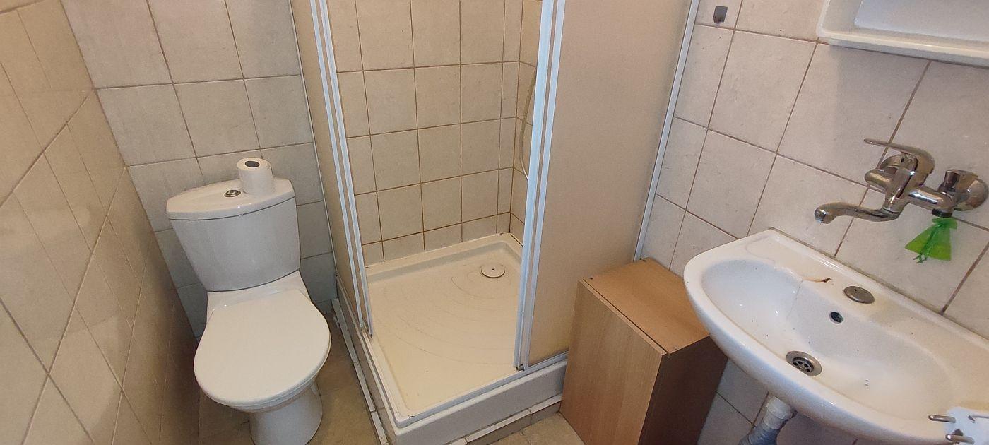 Dlouhodobý pronájem bytu1+1vAši, Tovární ul.  , Tovární 1560/6, 352 01 Aš