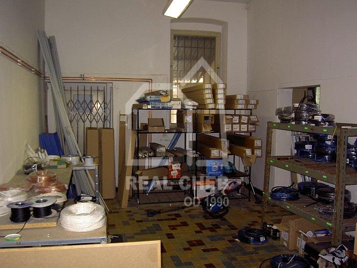 Dům činžovní snebytovými prostory  , Aš, Hlavní, centrum