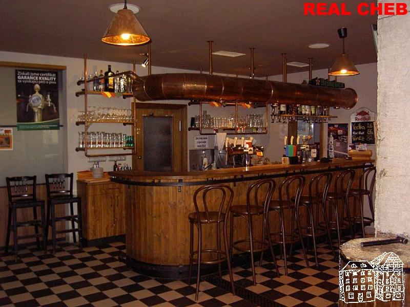 Restaurace  , Cheb, Palackého ul.
