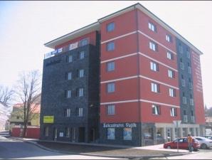 Obchodní prostory– REZIDENCE HAVLÍČKOVA <span>Havlíčkova 2605/9, Cheb</span>