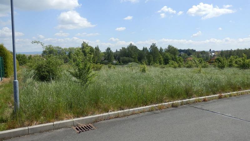 Velký stavební pozemek a zahrada vŽírovicích uFrantiškovýchLázní <span>Františkovy Lázně - Žírovice</span>