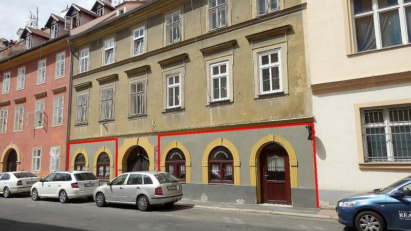 Nebytové prostory Cheb, Smetanova ul. <span>Smetanova 117/7, 350 02 Cheb</span>