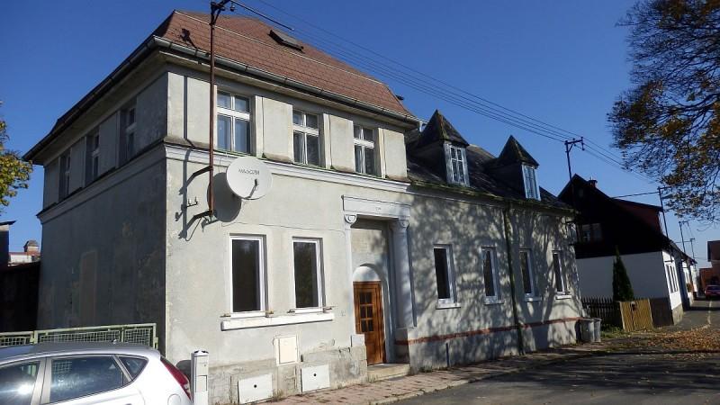Rodinný dům 7+1sdílnou vHranicích, Zborovská ul. <span>Zborovská 500</span>