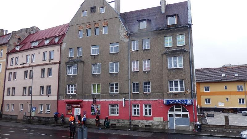Bar, ubytovna a bar shernou vChebu, Pivovarské ul.