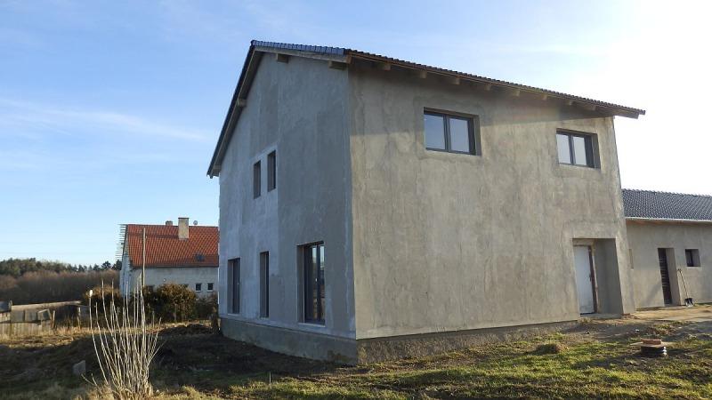 Rodinný dům 6 + 2kk ve Chvoječné uChebu.