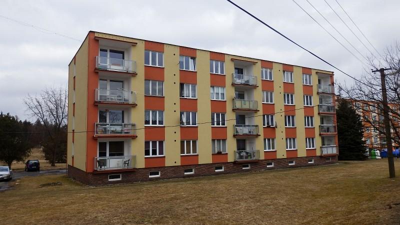 Bytová jednotka 1+kk ve Skalné, ul. VAleji. <span>Skalná, V Aleji 407</span>