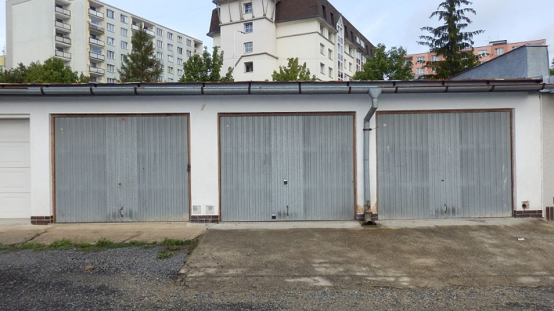 Prodej garáže, Mariánské Lázně, Tepelská ul. <span>Mariánské Lázně, Tepelská</span>