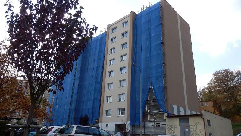 Pronájem bytu1+1vChebu, Hrnčířské ul.