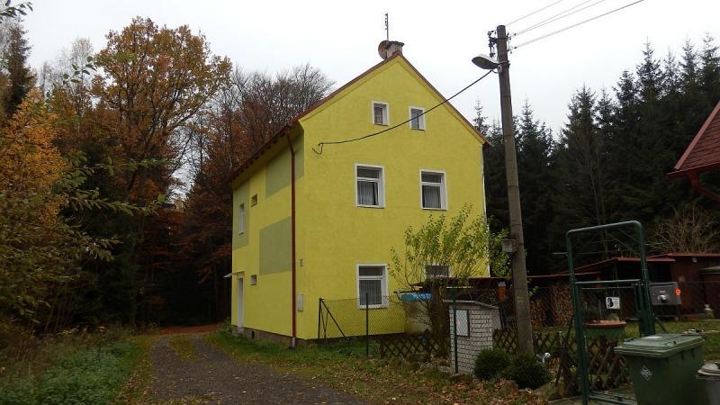 Rodinný dům nebo penzion vNebesích uAše