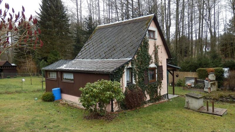 Rekreační chata, Cheb– Podhrad.