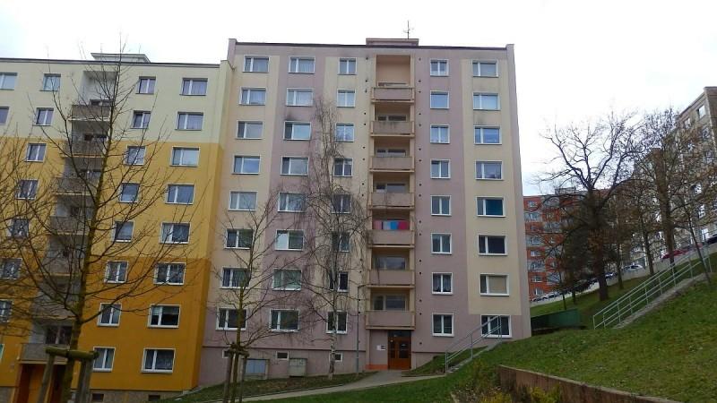 Bytová jednotka 3+1slodžií, Cheb, Dřevařská ul. <span>Cheb, Dřevařská 2124/7</span>