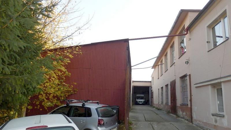 Pronájem výrobních a skladových prostor vChebu, Havlíčkověul. <span>Havlíčkova 1803/2, Cheb</span>