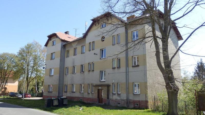 Bytová jednotka 3+kk se zahradou, Tršnice uChebu.