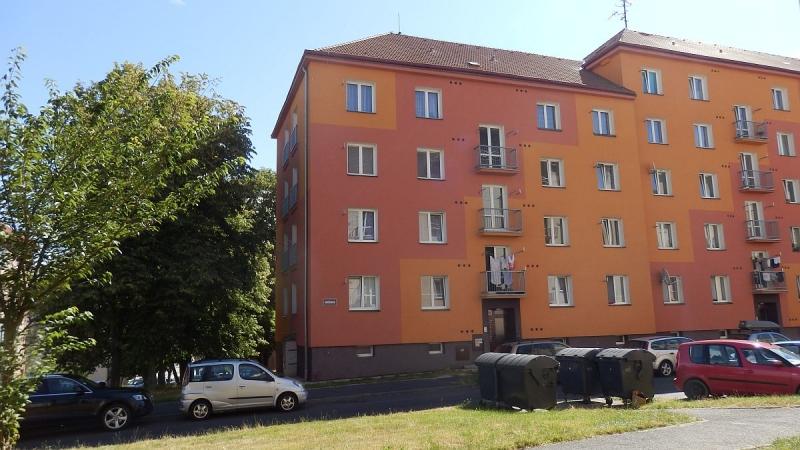 Pronájem pěkného bytu2+1vSokolově, Křižíkově ul.