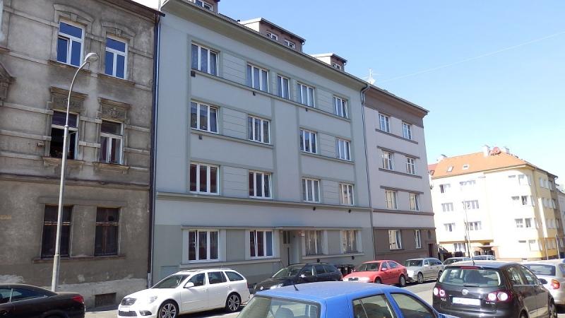 Pronájem prostorného bytu2+1vrozšířeném centruChebu, Karlovaul.