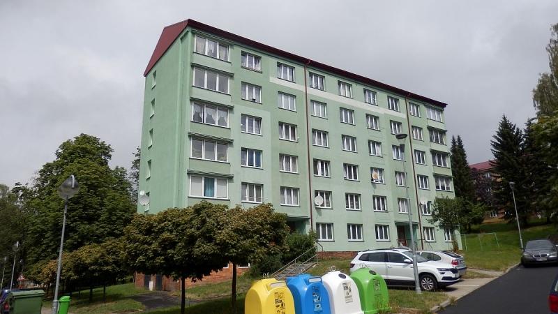 Bytová jednotka 2+1vcentruAše, Moravské ul.