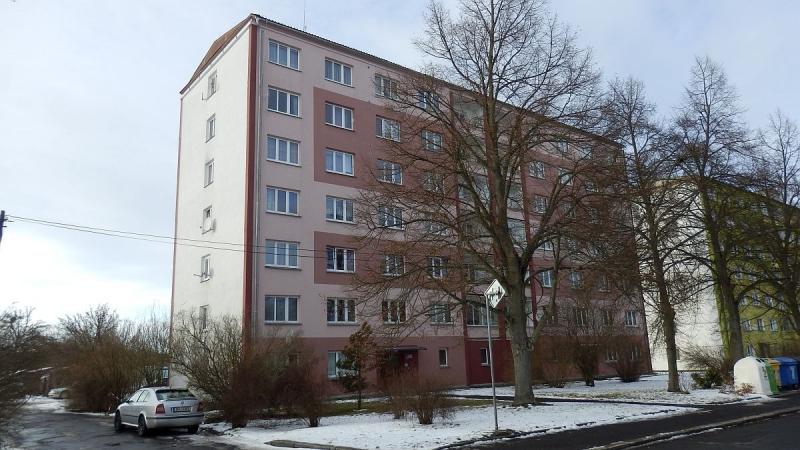 Bytová jednotka 3+1vChebu, ul. Osvobození.