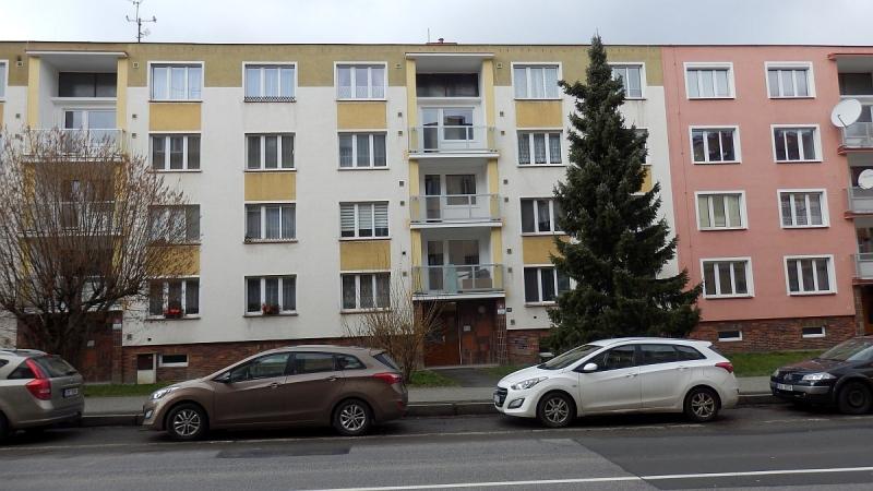 Bytová jednotka 1+kk vChebu, ul. 17.listopadu.